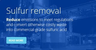SNOX™ sustainable emissions control technology enters the carbon