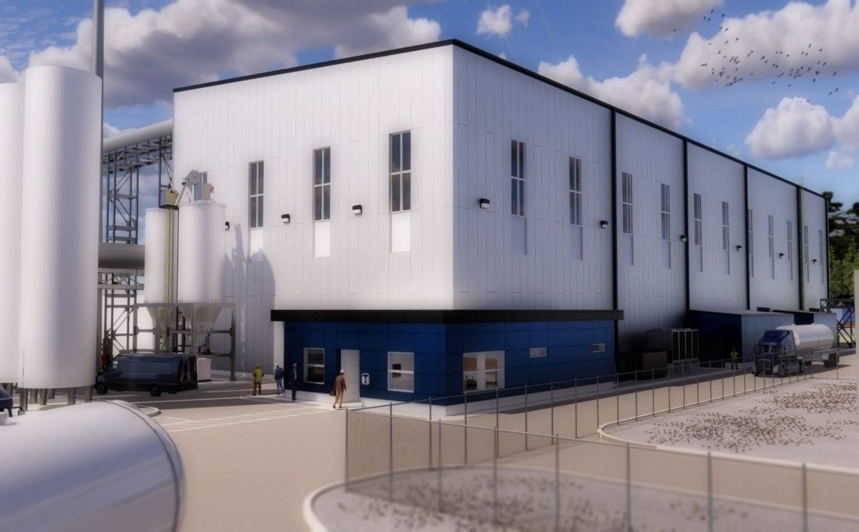 Bayport TK plant