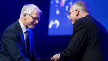 CEO of Topsoe appointed Honorary Doctor