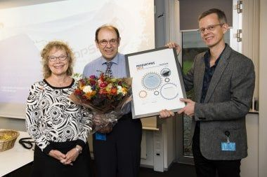 Topsoe is awarded the 2014 Danish Engineering Prize
