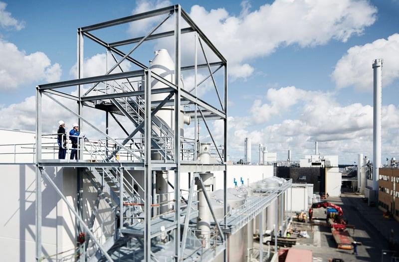 Topsoe catalyst plant, Frederikssund
