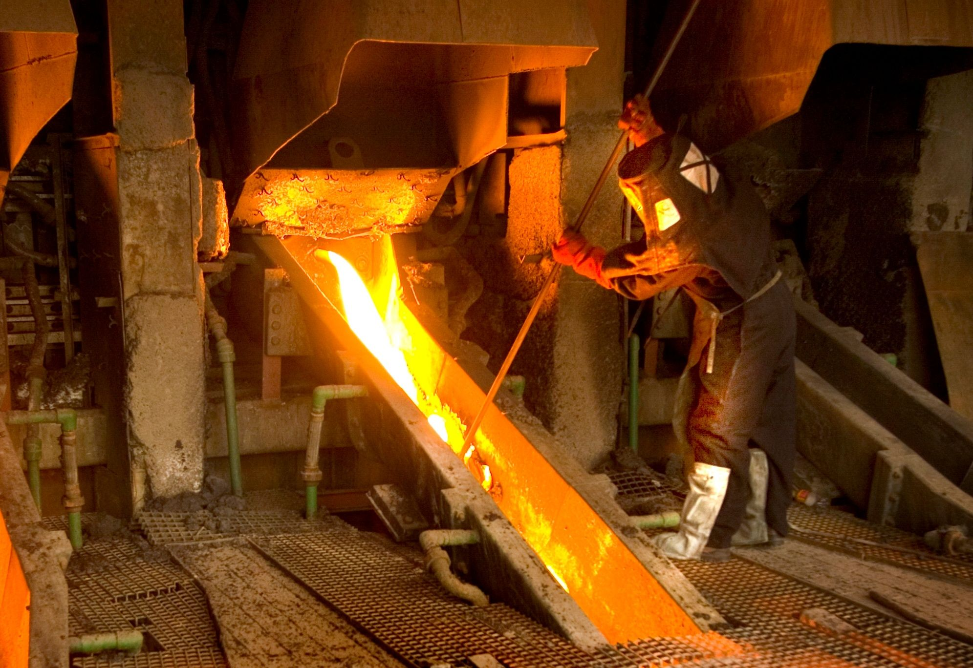 Sulfur emissions control has become a business prerequisite in the South African smelter industry