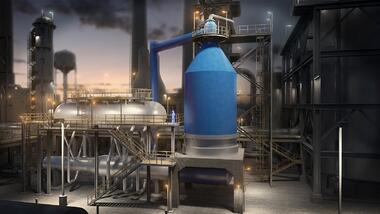SynCOR™ is at the heart of IGP Methanol's facility