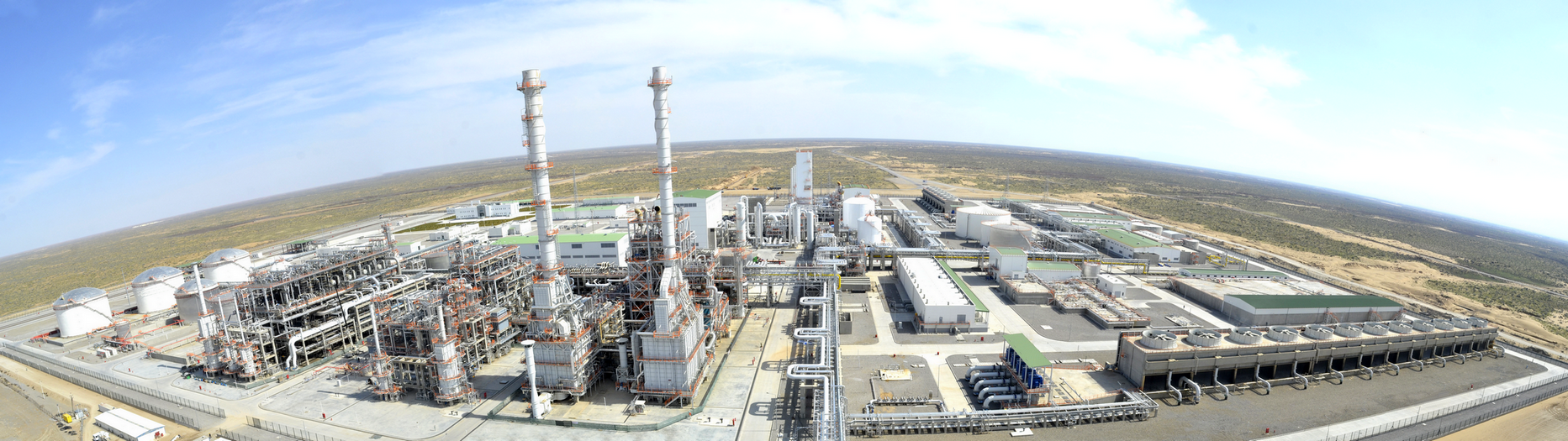 The Haldor Topsoe TIGAS™ plant in Turkmenistan is also the worlds largest autothermal reforming-based methanol plant.