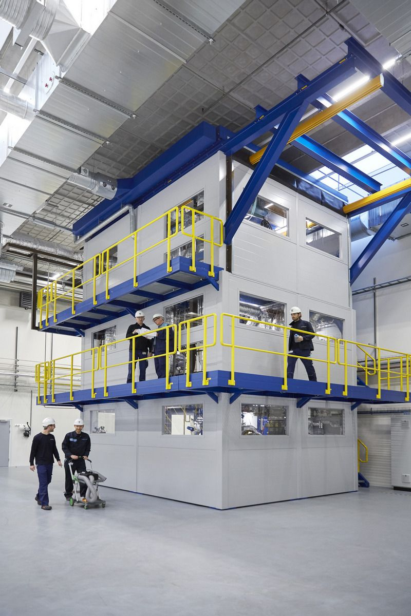 The MOSAIK™ demo plant will produce more than 100 tons per year of glycolaldehyde, the precursor for MEG used in PET plastic and polyester fabrics_small