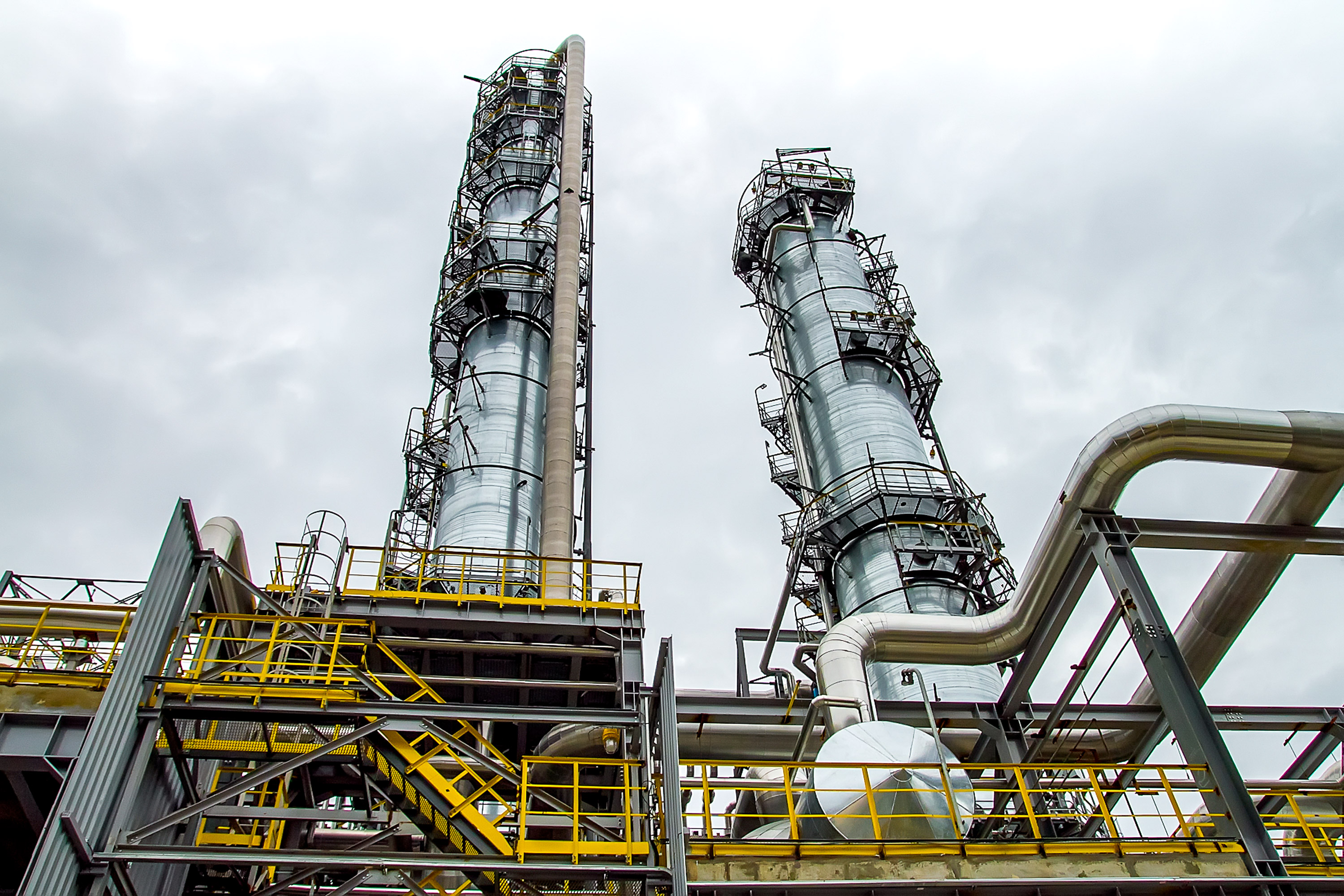 UCC Shchekinoazot's new co-production plant is the first in the world to produce more methanol than ammonia